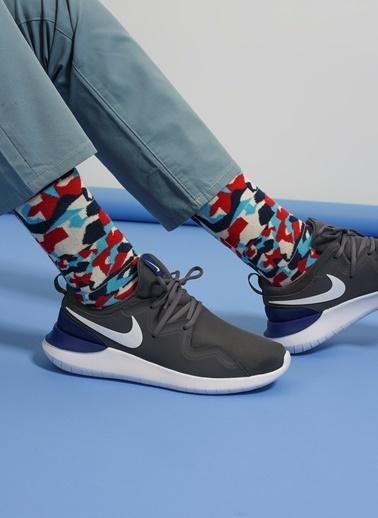 Pixter&Bro Soket Çorap Mavi